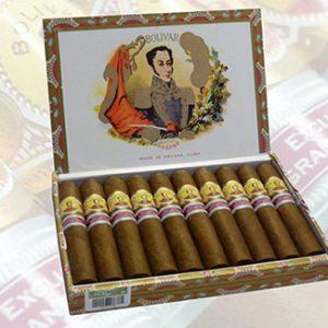 Bolivar Belgravia Box of 10