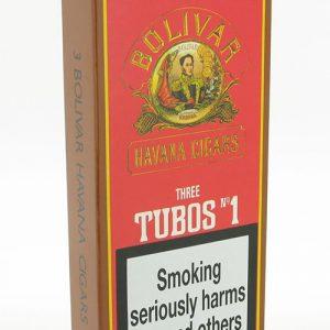 Bolivar No.1 Tubos Pack of 3