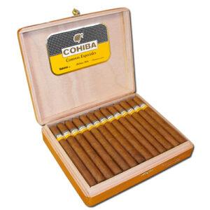 Cohiba Coronas Especiales VB Box of 25