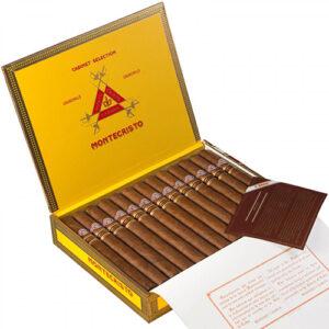 Montecristo Churchill Anejados Box of 25