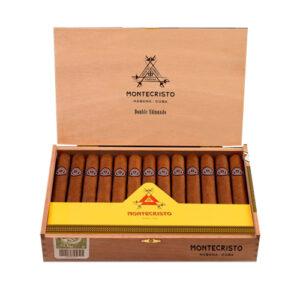 Montecristo Double Edmundo Box of 25