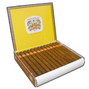 Partagas Lusitanias Box of 25