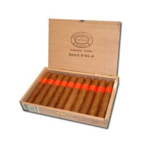 Partagas Serie D No.4 SBN Box of 10