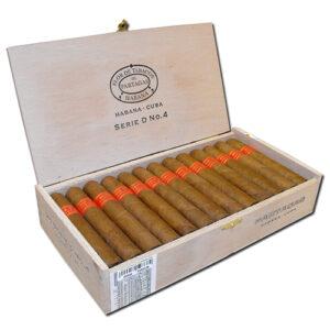 Partagas Serie D No.4 SBN Box of 25