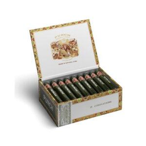 Punch Coronations Tubos Box of 25