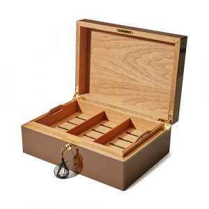 Sautter - 50th Anniversary Limited Edition Humidor Brown