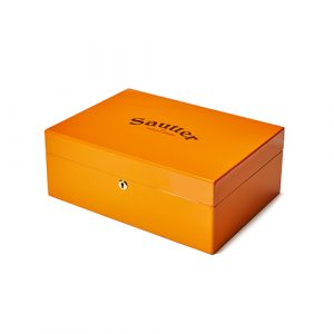 Sautter - 50th Anniversary Limited Edition Humidor Orange