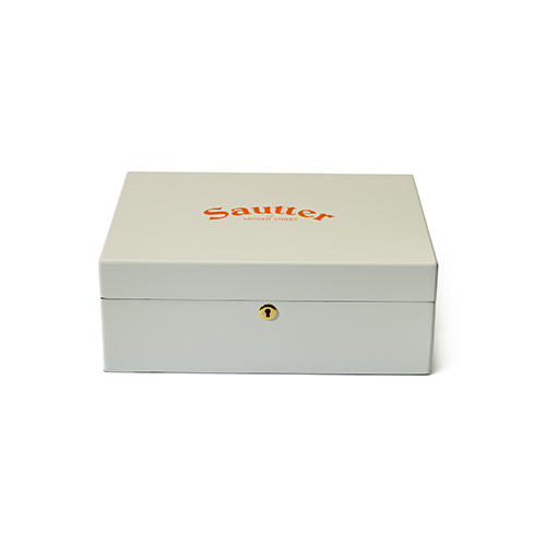 Sautter - 50th Anniversary Limited Edition Humidor White