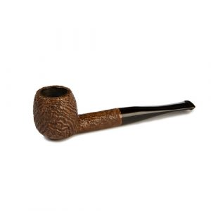 Sautter Deep Sandblast Apple Pipe