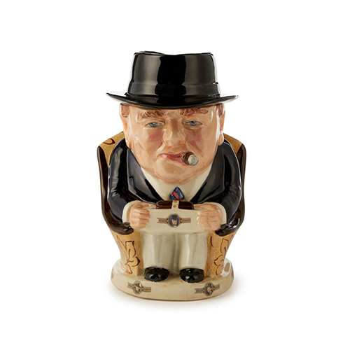 Churchill Humidor Jar