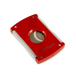 S. T. Dupont Cigar Cutter Red
