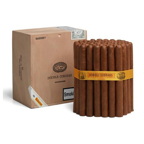 Hoyo de Monterrey Double Coronas SLB Box of 50