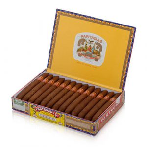 Partagas Presidentes Box of 25