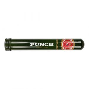 Punch Coronations Tubos Single Cigar