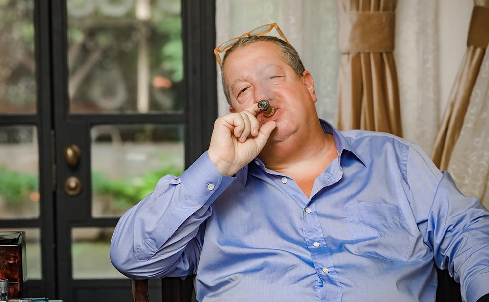 When do you like to smoke?