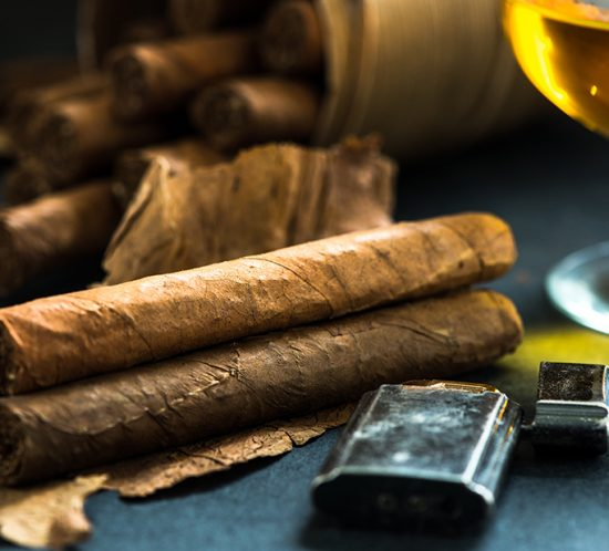 I'd like to try some aged cigars...