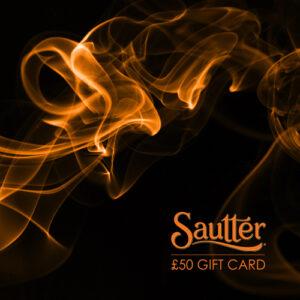 Sautter - Gift Card £50