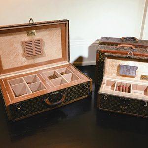 Louis Vuitton Inspired Humitrunk