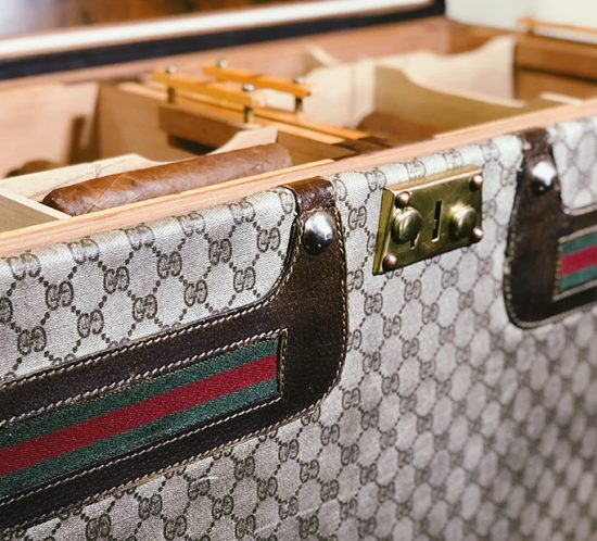 Sautter Cigars launches vintage one-off cigar humidor trunks