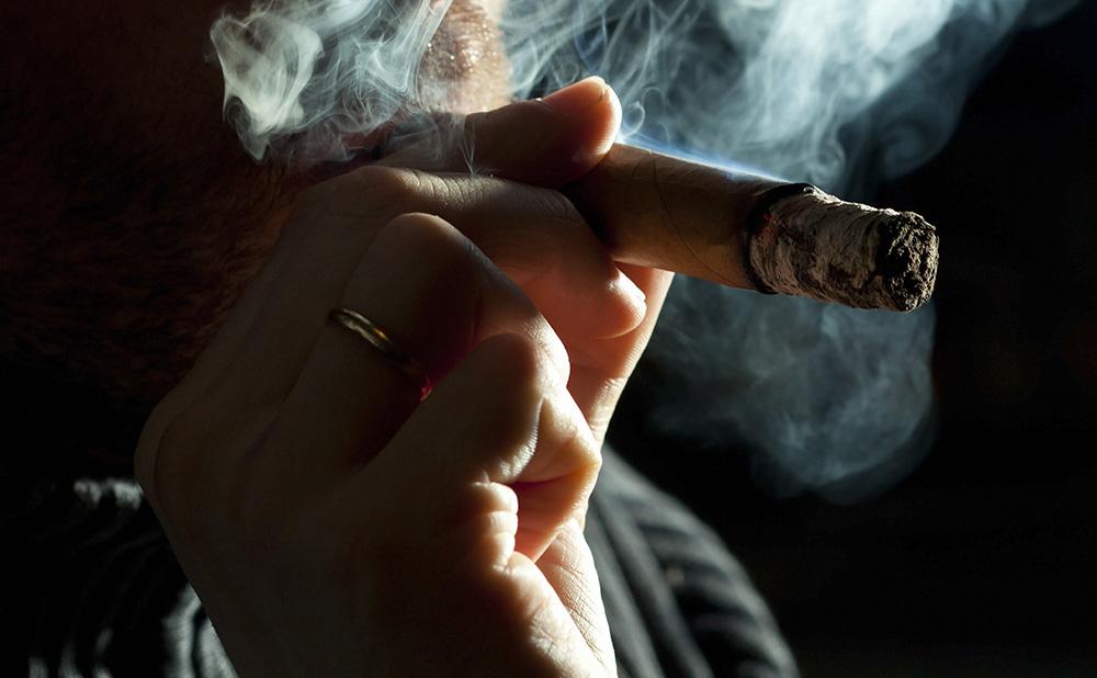 Cigar Yoga