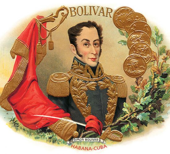 The Grand Marques: Bolivar
