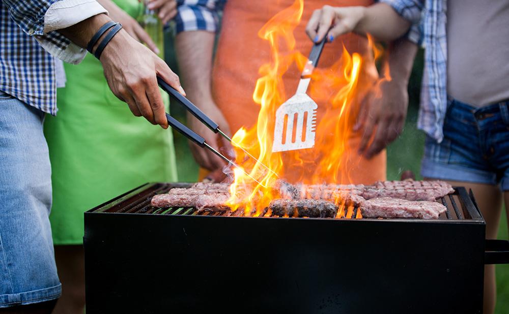 Barbecue Bolivar?
