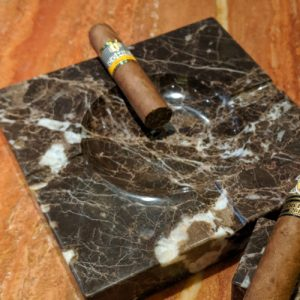 Medio Tiempo - Marble Ashtray