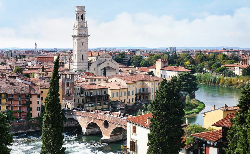 Fair City of Verona