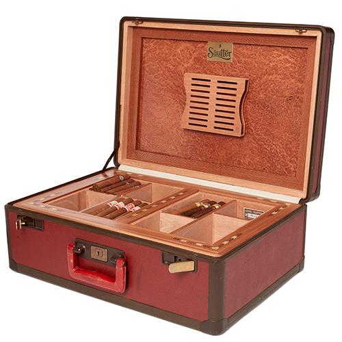 1990's Louis Vuitton Suitcase