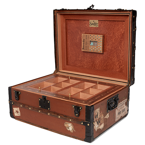 Early Louis Vuitton Cabin Trunk