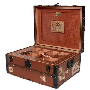 Early Louis Vuitton Cabin Trunk