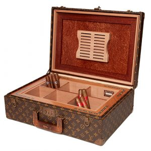 Small Sized Classic Louis Vuitton Suitcase