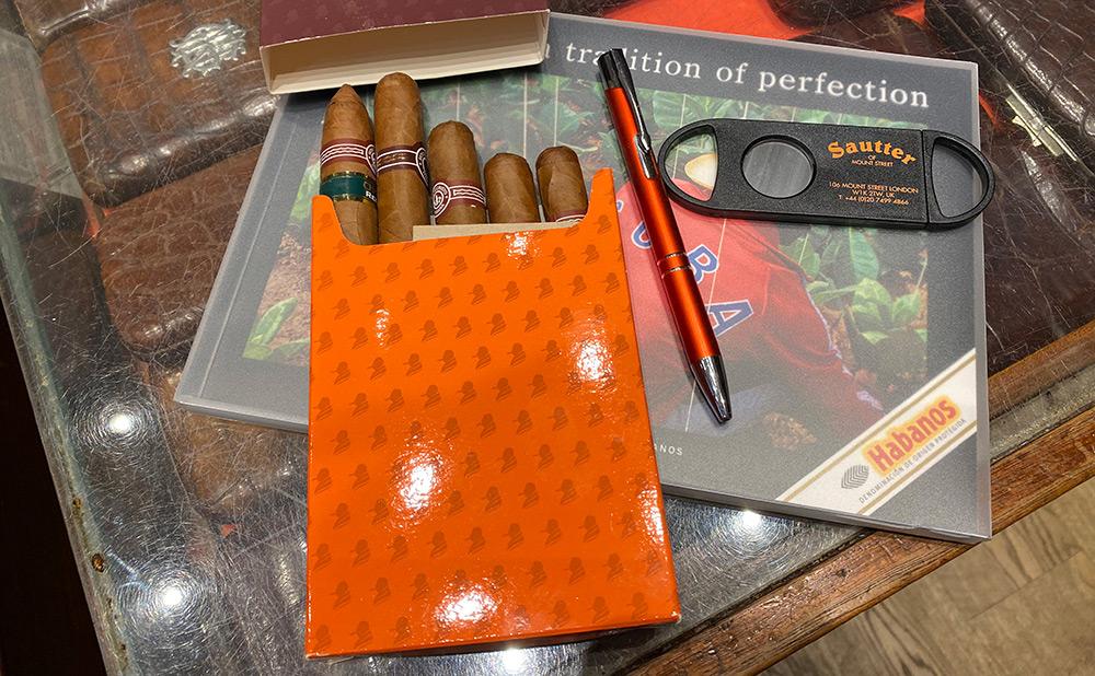 Sautter Cigar Training - Online Cigar Training