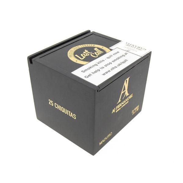 AJ Fernandez - Nicaragua - Last Call Maduro Chiquitas (Box of 25)