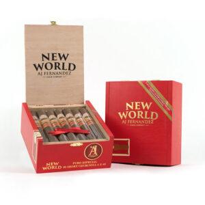 AJ Fernandez - Nicaragua - New World Puro Especial Robusto (Box of 20)