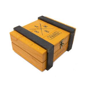 Alec Bradley - Honduras - Black Market Esteli Robusto (Box of 22)