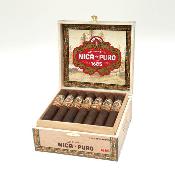 Alec Bradley - Nicaragua - Nica Puro Robusto (Box of 20)