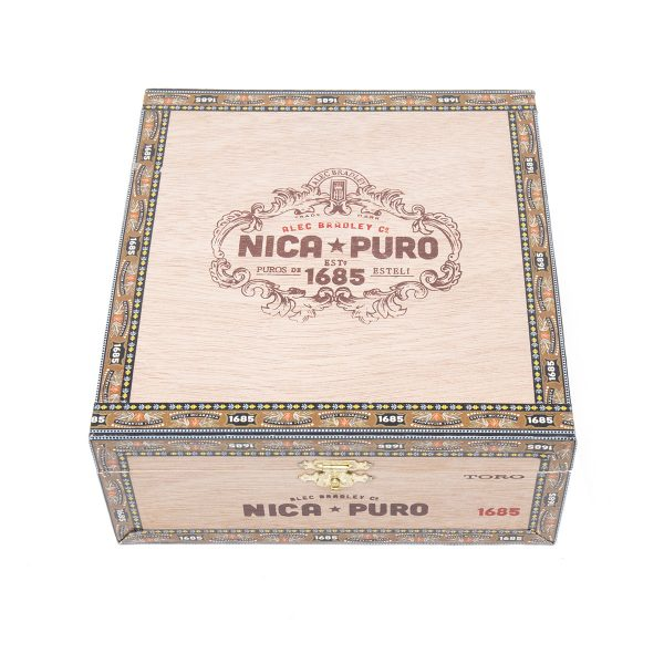 Alec Bradley - Nicaragua - Nica Puro Toro (Box of 20)