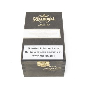 Balmoral - Dominican Republic - Anejo XO Corona (Box of 20)