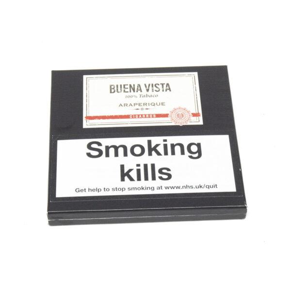 Buena Vista - Dominican Republic - Araperique Cigarros (Pack of 5 x 10)