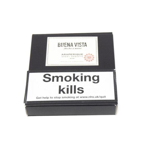 Buena Vista - Dominican Republic - Araperique Short Robusto (Pack of 5)