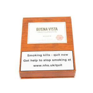 Buena Vista - Dominican Republic - Dark Fired Kentucky Robusto (Pack of 5)