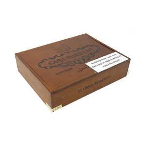 Casa Turrent - Mexico - 1942 Gran Robusto (Box of 20)