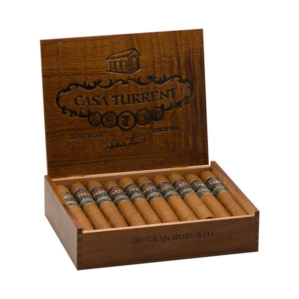 Casa Turrent - Mexico - 1973 Gran Robusto (Box of 20)