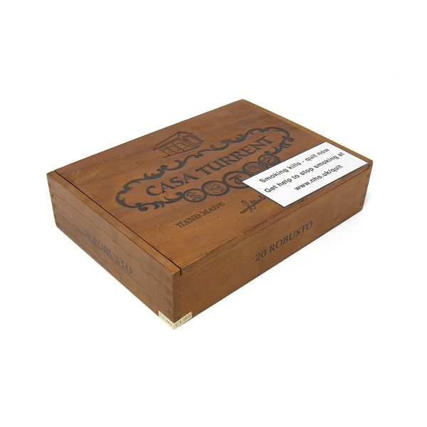 Casa Turrent - Mexico - 1973 Robusto (Box of 20)