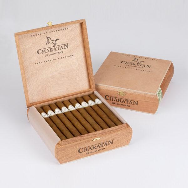Charatan - Nicaragua - Churchill (Box of 25)