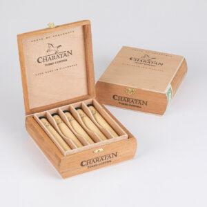 Charatan - Nicaragua - Corona Tubos (Box of 10)