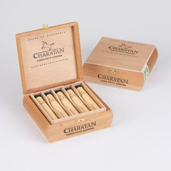 Charatan - Nicaragua - Petit Corona Tubos (Box of 10)
