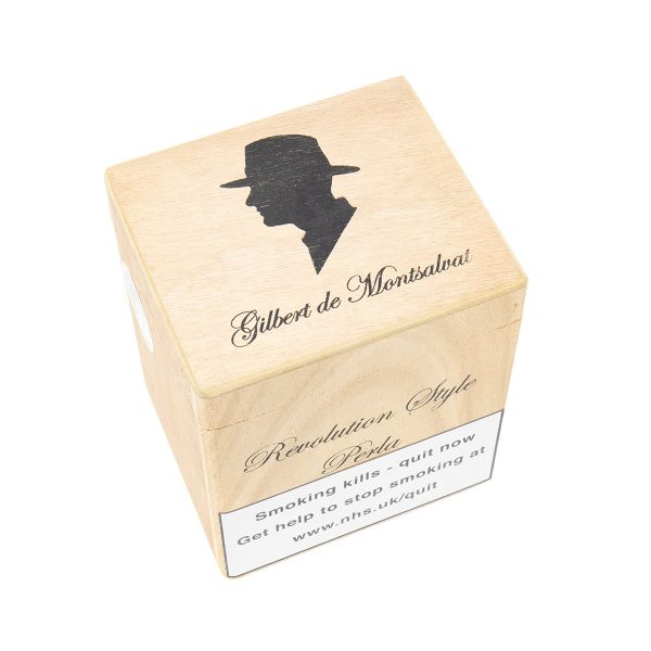 Gilbert de Montsalvat - Nicaragua - Revolution Perla (Box of 20)