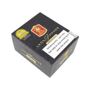 La Aurora - Dominican Republic - Leon Jimenes Prestige Corona Tubos (Box of 20)